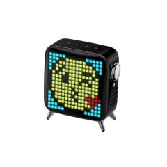 Divoom Tivoo Max Digital Pixel Art LED Bluetooth Speaker - Black