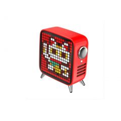 Divoom Tivoo Max Digital Pixel Art LED Bluetooth Speaker - Red