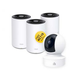 TP-Link AX3600 Whole Home Mesh WiFi 6 System (Deco X68(3-pack))