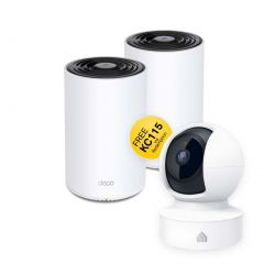 TP-Link Deco X68(2-pack) AX3600 Whole Home Mesh Wi-Fi 6 System