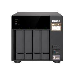 QNAP TS-473-4G 4 Bay Diskless NAS AMD RX-421ND Quad Core 2.1GHz CPU 4GB RAM