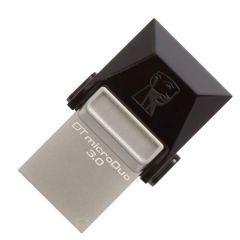 Kingston 64GB DT microDuo USB 3.0 micro USB OTG