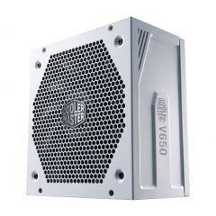Cooler Master V 650W Gold V2 Fully Modular Power Supply - White
