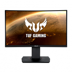ASUS TUF Gaming VG24VQ 23.6inch 144Hz Full HD 1ms FreeSync Curved Gaming Monitor