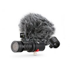Rode VideoMic ME-L Lightning Connector Directional Microphone for iPad and iPhone