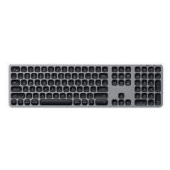 Satechi Aluminium Bluetooth Wireless Keyboard - Space Grey