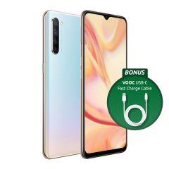 OPPO Find X2 Lite 5G 6.4in 8GB 128GB - Pearl White