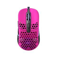 Xtrfy M42 Ultra-Light RGB Gaming Mouse - Pink