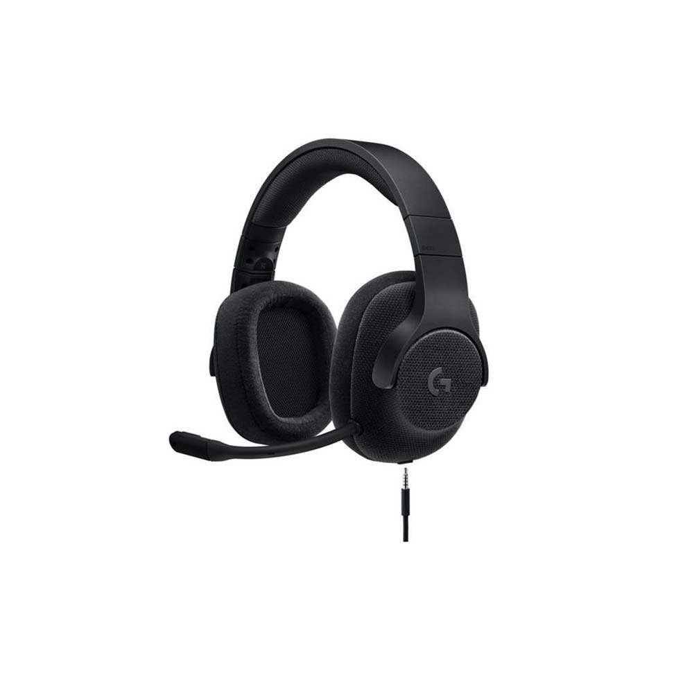 Iphone 7 earbuds running - Logitech Gaming Headset G433 - headset Overview