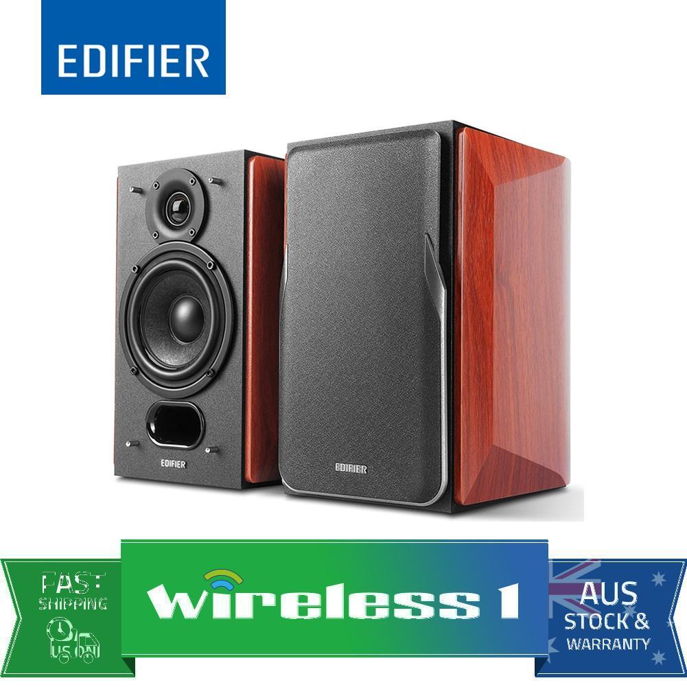 edifier p17 - passive bookshelf speakers | ebay