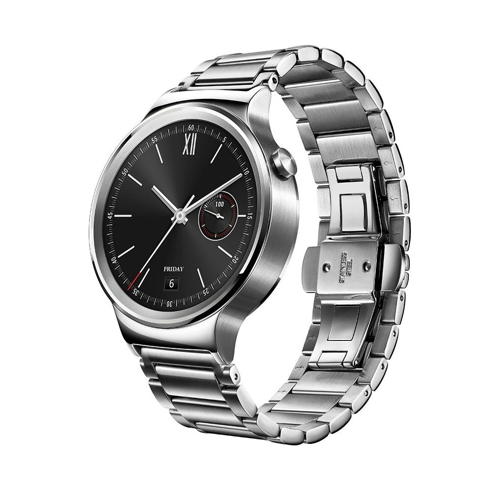 huawei w1. huawei-w1-smart-watch-stainless-steel-silver-amp- huawei w1