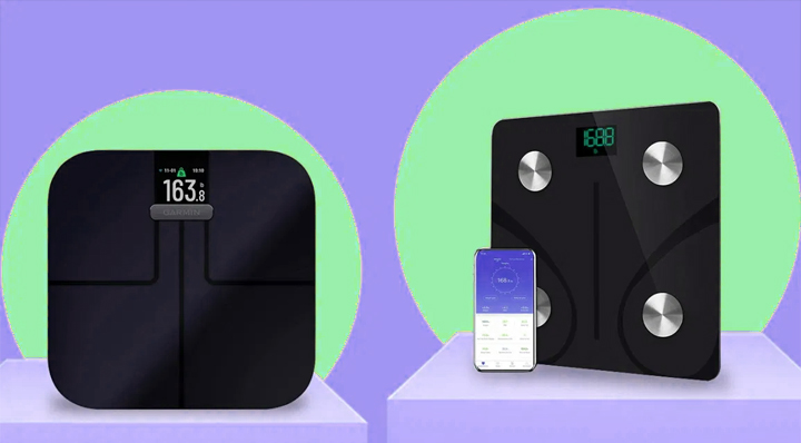 Smart scales will assist you in losing weight and keeping fit!