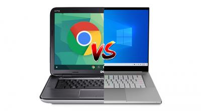 Laptop vs. Chromebook: What's better for you? What do you actually need?