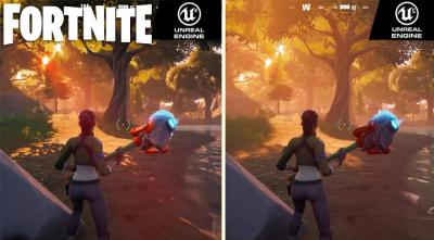 What Fortnite in Unreal Engine 5 will look like!