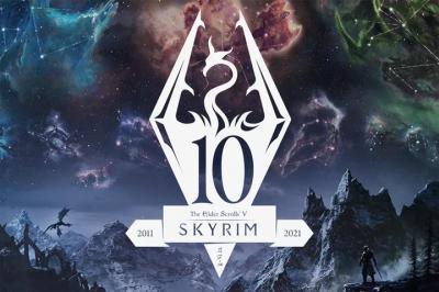 Skyrim's Next-Gen upgrade is here!