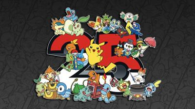 Pokémon 25 is upon us! Here's what to look forward to!