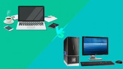 Desktops vs Laptops: What to consider before purchasing?