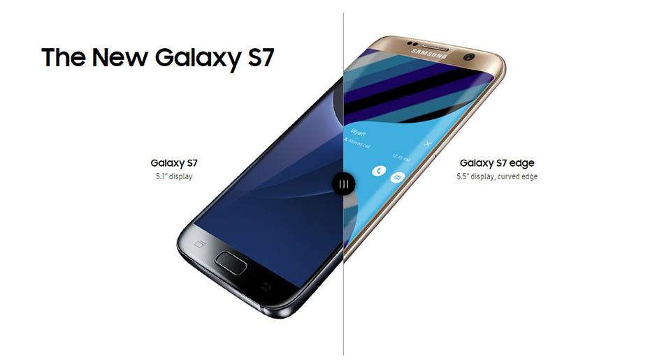 The Galaxy S7 is here!