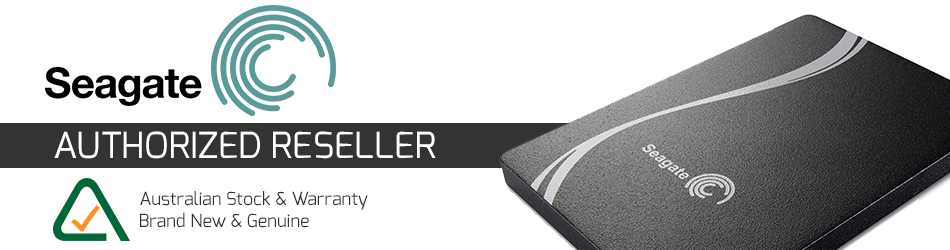 Seagate Authorised Reseller